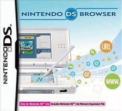 Nintendo DS LITE browser (Nintendo DS tweedehands)