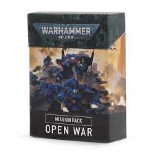 Warhammer Mission Pack open War (Warhammer 40.000 nieuw)