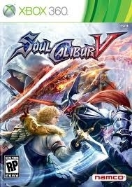 Soul Calibur V (xbox 360 nieuw)
