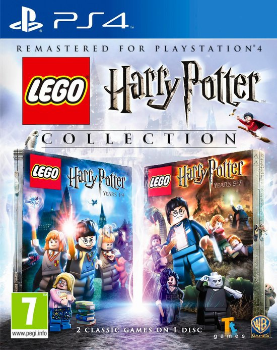 Lego Harry Potter Collection (ps4 nieuw)