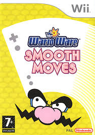 Warioware Smooth Moves  (wii used game)