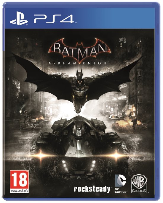 Batman Arkham Knight (PS4 nieuw)