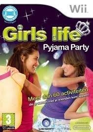 Girls Life Pyjama party (Nintendo wii nieuw)