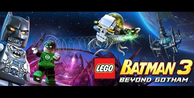 Lego Batman 3 Beyond Gotham (ps3 nieuw)