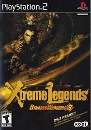 Dynasty Warriors 3 Xtreme Legends (ps2 used game)