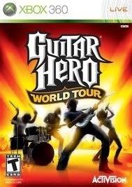 Guitar Hero World Tour (Xbox 360 used game)