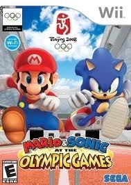 Mario & Sonic At the Olympic Games (wii nieuw)