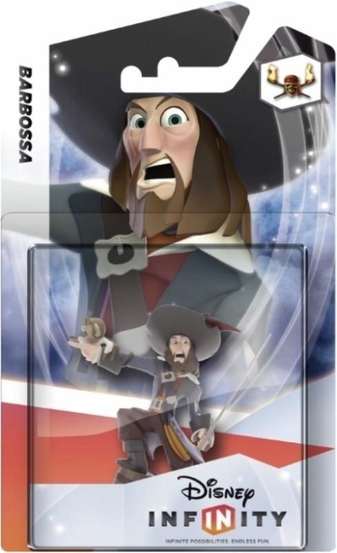 Barbossa (Disney infinity nieuw)