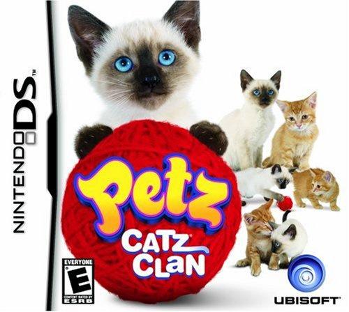 Petz My Kitten Family (Nintendo DS used game)