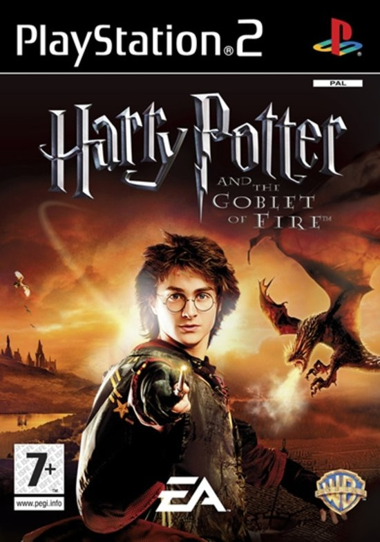 Harry Potter and the Goblet of Fire  (ps2 tweedehands game)