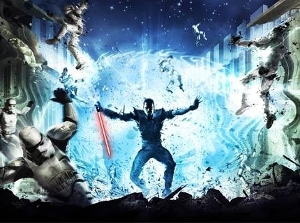 Star Wars the Force Unleashed II (Nintendo Wii nieuw)