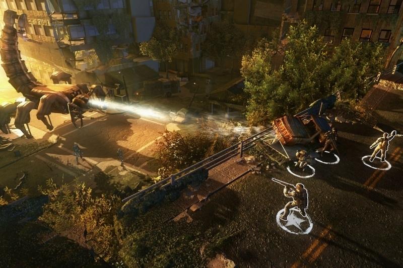 Wasteland 2  (PC Nieuw)