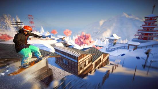 Steep Winter (ps4 nieuw)