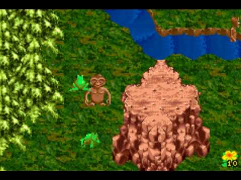 E.T The Extra-Terrestrial The 20th Anniversary (PS1 tweedehands game)