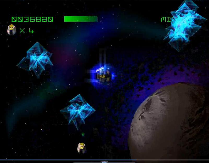 Asteroids (PS1 tweedehands game)