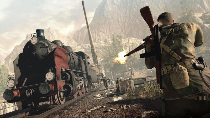 Sniper Elite 4 Italia (XBox One nieuw)