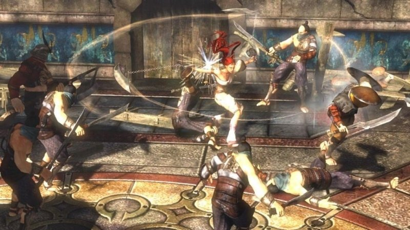 Heavenly Sword (ps3 used game)