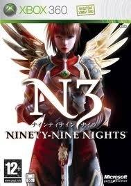 N3 Ninety Nine Nights (Xbox 360 used game)
