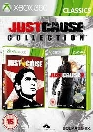 Just Cause Collection Just Cause 1 en 2 (xbox 360 nieuw)