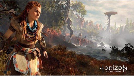 Horizon Zero Dawn complete edition playstation hits (PS4 Nieuw)