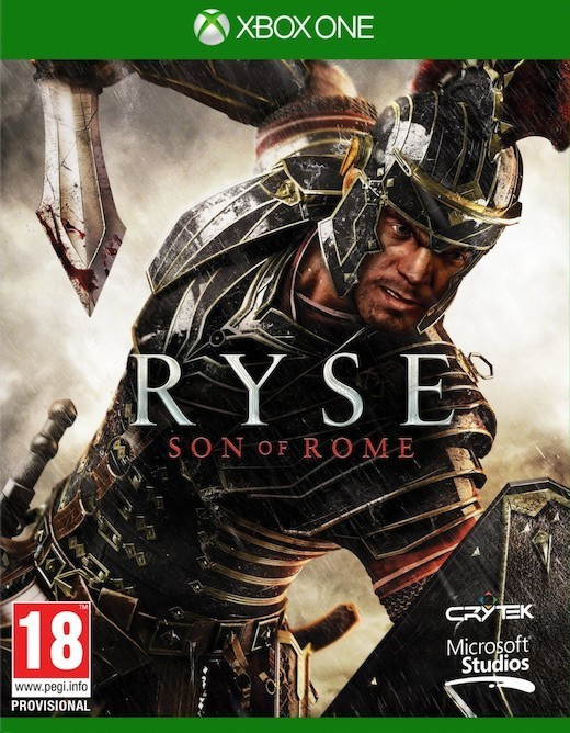 Ryse Son of Rome  (xbox one nieuw)