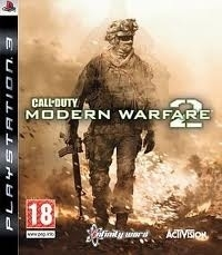 Call of Duty Modern Warfare 2 (ps3 used game)