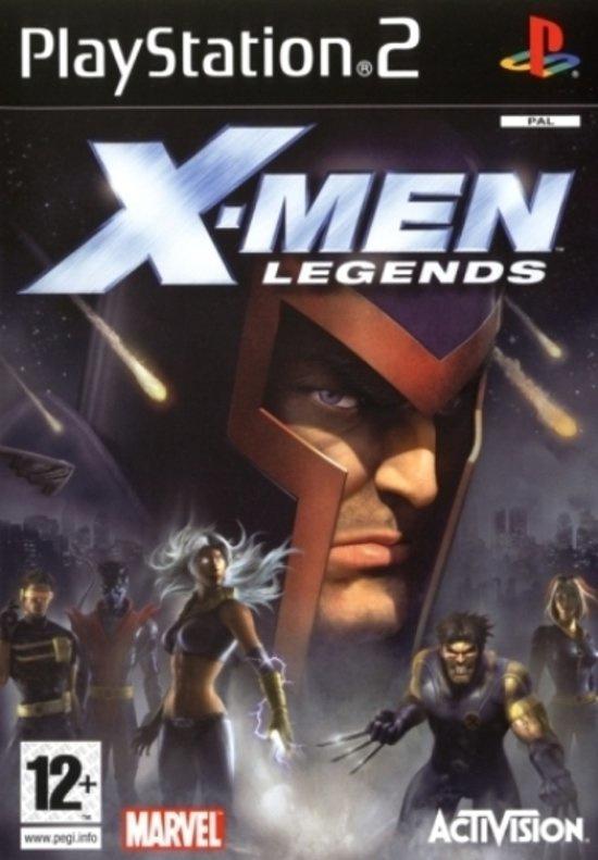 X-men Legends (PS2 tweedehands game)