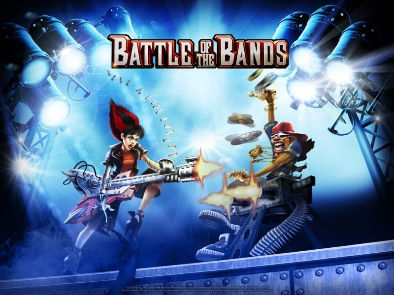 Battle of the Bands (Wii Used Game)