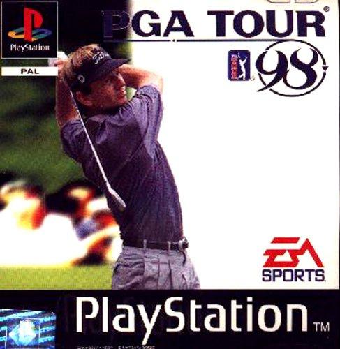 PGA Tour 98 (PS1 tweedehands game)