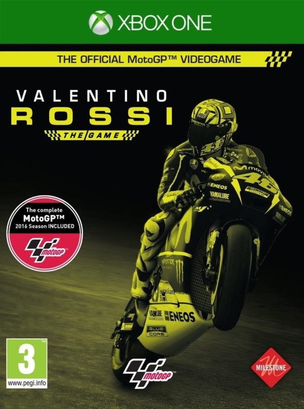 Valentino Rossi The Game (Xbox One nieuw)
