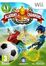 Academy of Champions Football (wii used game)