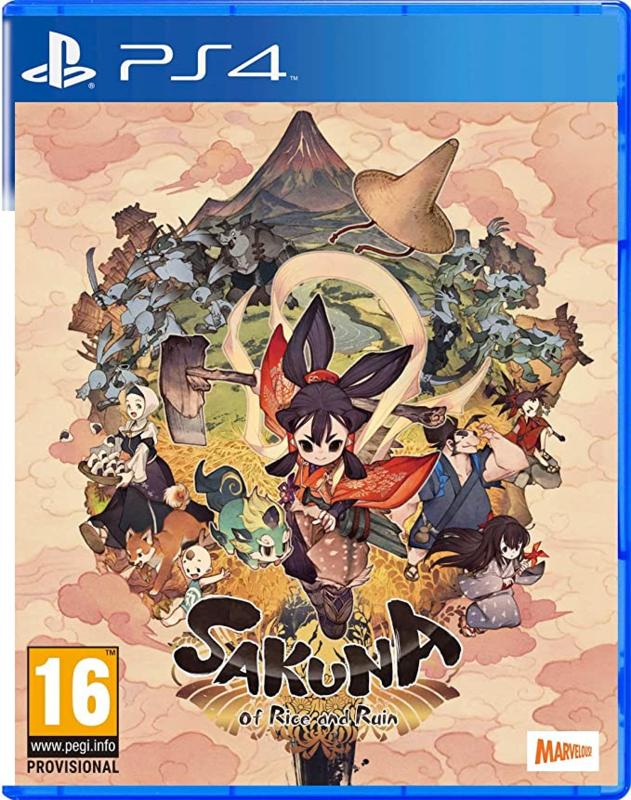 Sakuna of Rice and Ruin (ps4 nieuw)