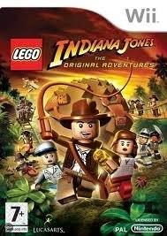 Lego Indiana Jones  The Original Adventures (wii nieuw)