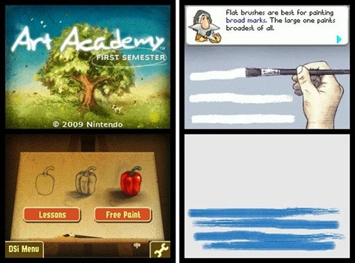 Art Academy (Nintendo DS tweedehands game)