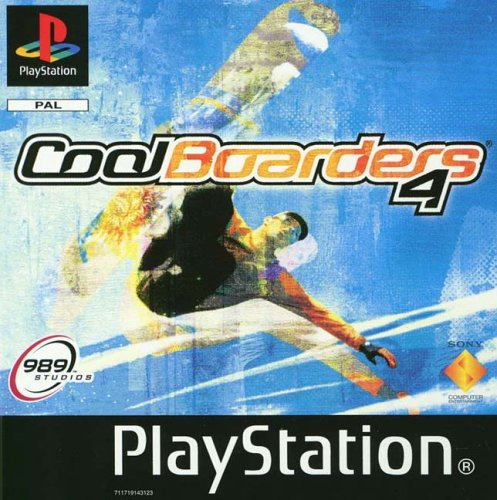 Cool Boarders 4 (PS1 tweedehands game)