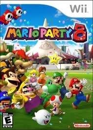 Mario Party 8 (wii nieuw)
