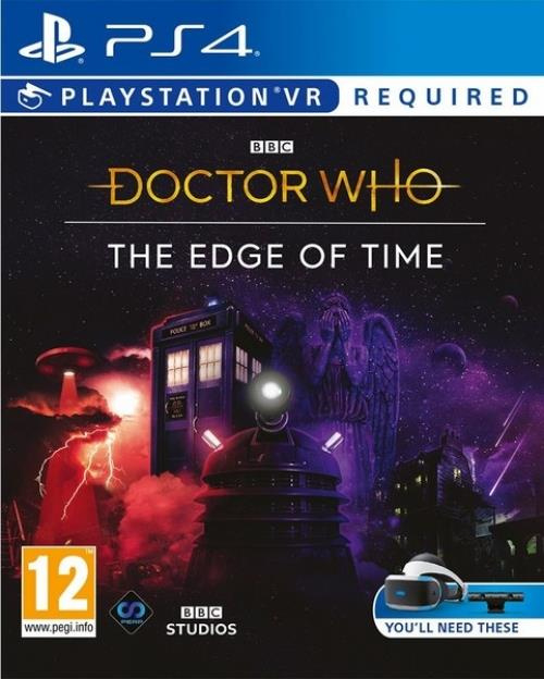 Doctor Who The Edge of Time PSVR (ps4 nieuw)