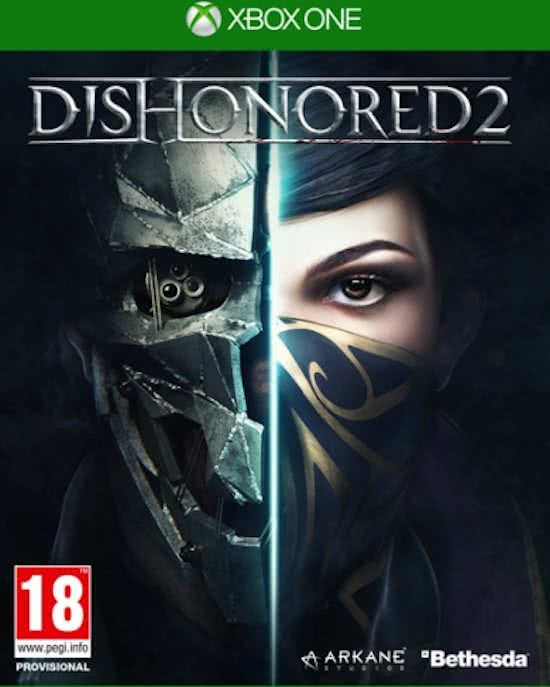 Dishonored 2 (Xbox One tweedehands game)