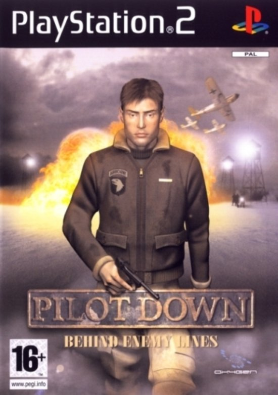 Pilot Down Behind Enemy Lines (ps2 nieuw)