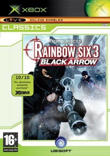 Tom Clancy's Rainbow Six 3 Black Arrow Classics (XBOX Used Game)
