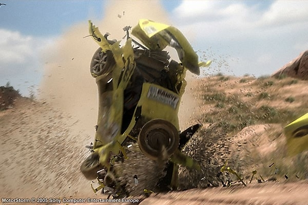 Motorstorm (PS3 used game)