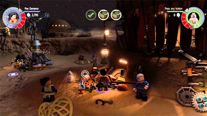 Lego Star Wars the force awakens deluxe edition (Xbox One nieuw)