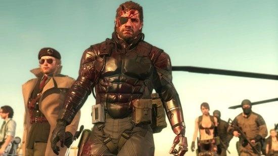 Metal Gear Solid - The Phantom Pain (xbox one tweedehands game)