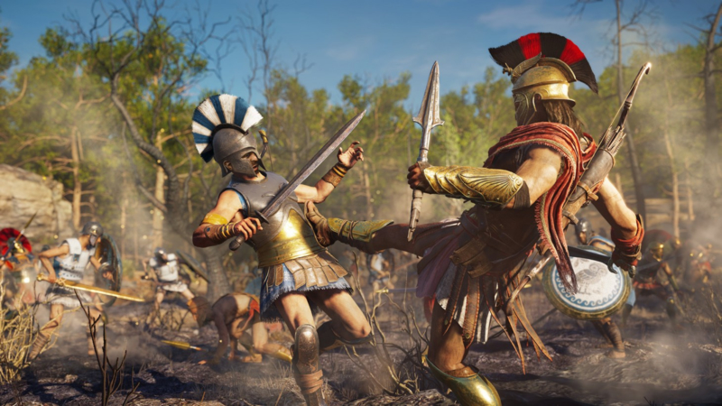Assassin's Creed Odyssey (ps4 nieuw)