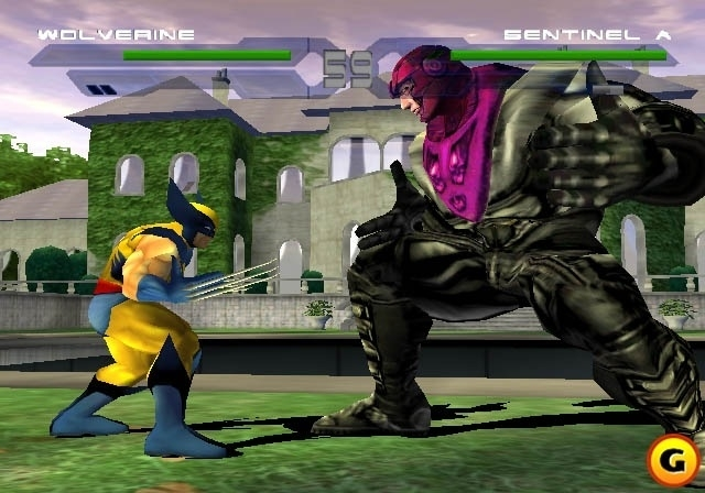 X-Men Next Dimension (ps2 used game)
