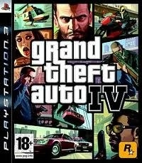 Grand Theft Auto IV (ps3 used game)