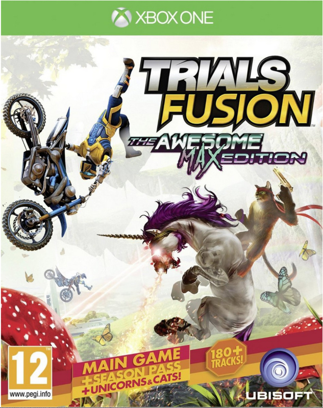 Trials Fusion Awesome Max edition (Xbox one nieuw)