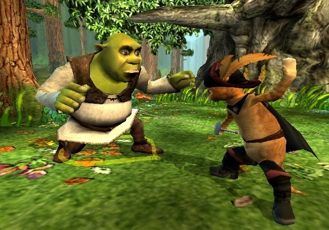 Shrek 2 Ps2 Used Game Playstation 2 Tweedehands Games Lamar Games