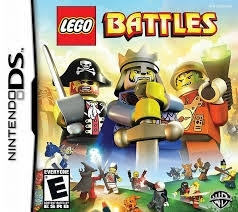 Lego Battles (Nintendo DS tweedehands game)