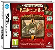 Professor Layton Pandora's Box (Nintendo DS nieuw)